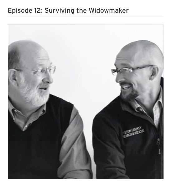 Surviving the Widowmaker – Firsthand account of a backcountry rescue