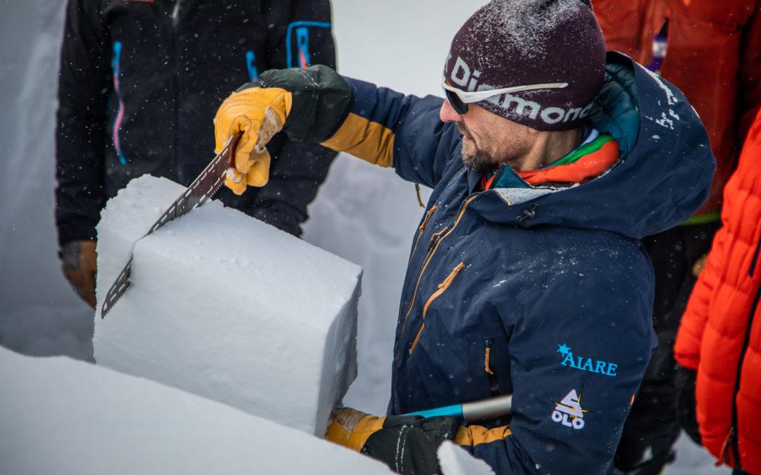 Snowpack Update – Nov. 30, 2019 – Togwotee  – East Breccia